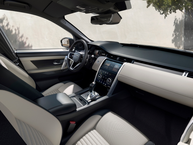 Discovery Sport 21MY_Interior_Painel