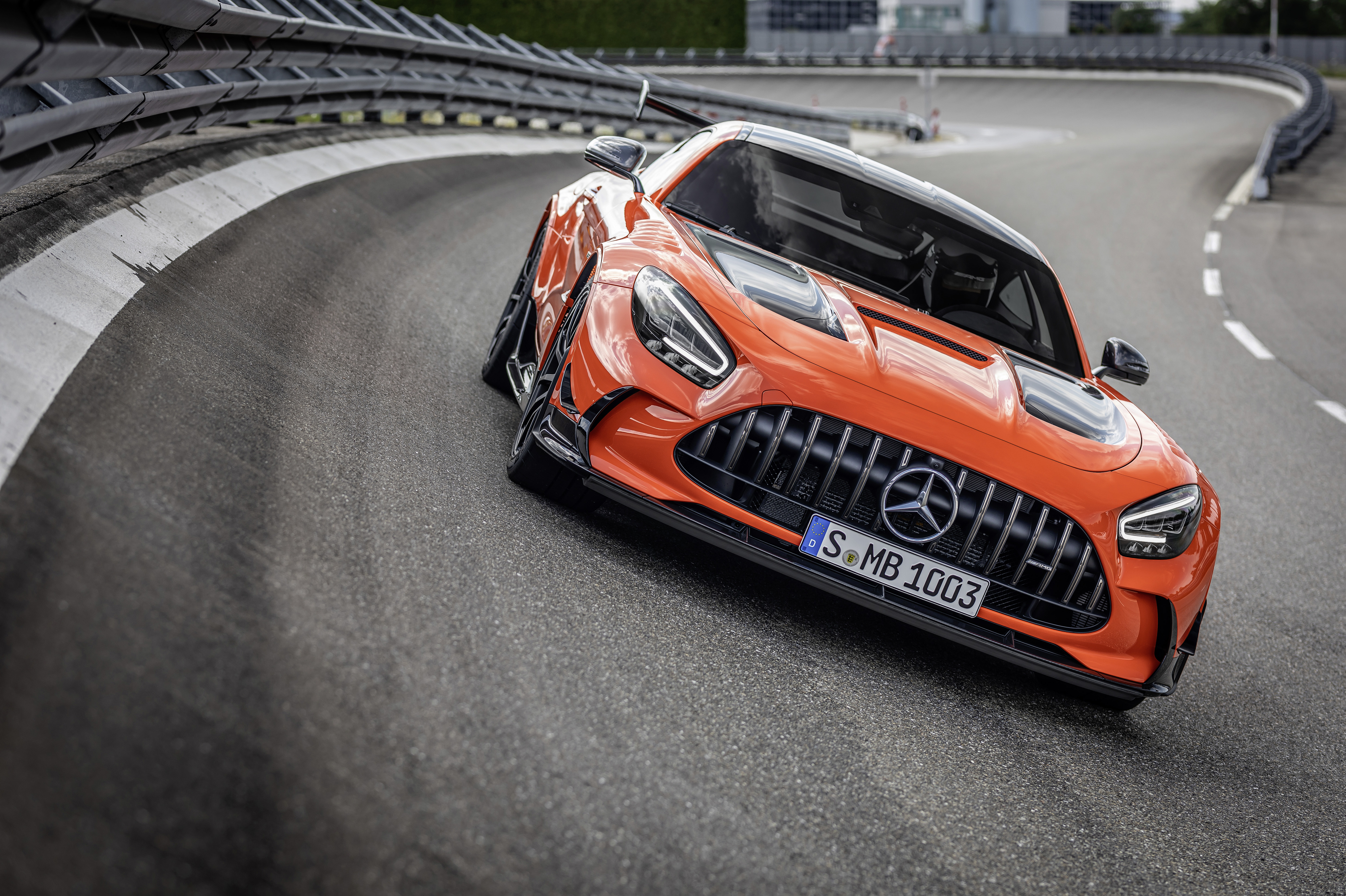 Ab sofort bestellbar: Der neue Mercedes-AMG GT Black Series  Available to order now: the new Mercedes-AMG GT Black Series